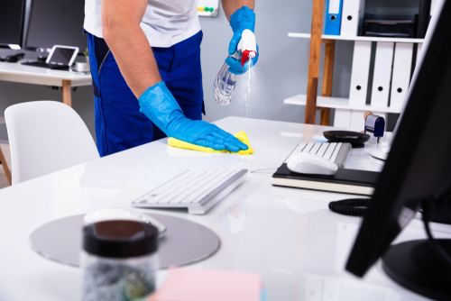 commercial cleaning in Mississauga, ON